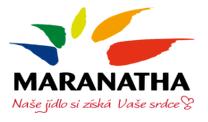 Vegetariánská restaurace Maranatha